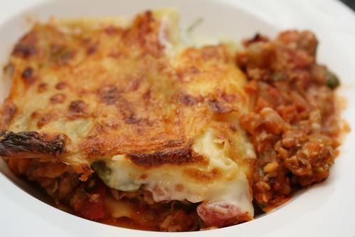 Tempeh Lasagne 12