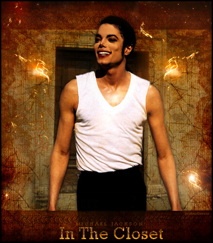 Michael Jackson - In The Closet by TheLean.