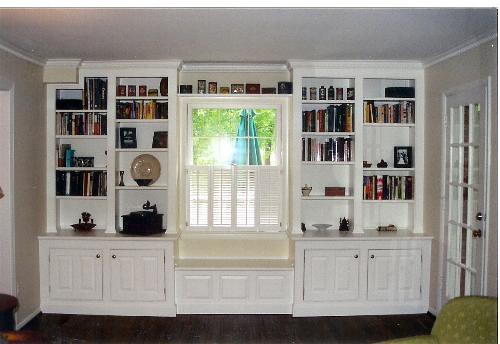 Book Shelves / barrymoorecarpenter