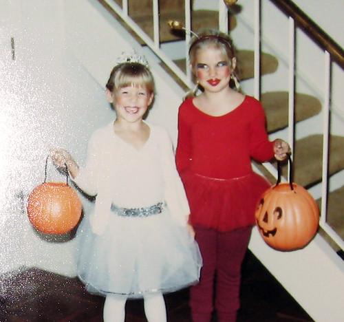 ballerina-lady-bug-halloween-1984-ish-2  sc 1 st  love Maegan & Halloween Costume Hilarity | ...love Maegan