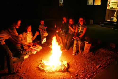 Campfire Oct 31 2009