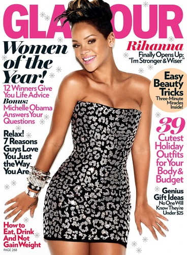 Rihanna photo scan