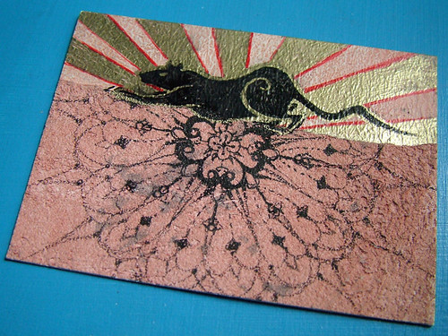 "ATC - 044 - ""ratmandala"" - AVAILABLE"