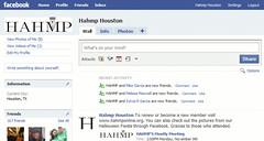 HAHMP Facebook screenshot