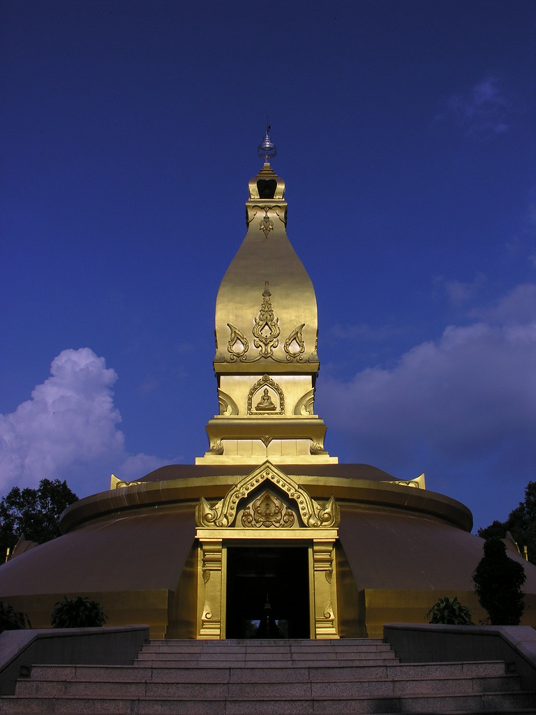 Shrine to Ajahn Chah