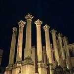 Córdoba: Templo Romano
