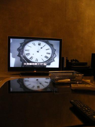 2.平常使用的電視用JVC來看第四台畫質還不錯