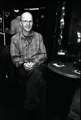 003 (teh hack) Tags: bw film pub flickr edmonton flash el nb hp5 35 holmes minox bounce meets sherlock