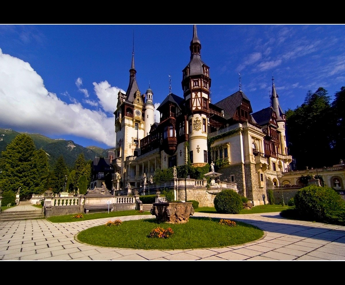 Замки румынии фото 6