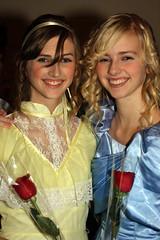 maria & bridgie