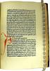 Coloured initial in Nider, Johannes: De contractibus mercatorum