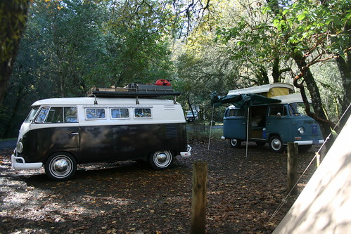 Bothe Napa Valley VW CampOut