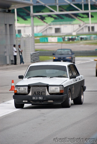 Volvo With Skyline Engine