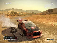 DiRT 2 - Water - DirectX 9 by amd.unprocessed