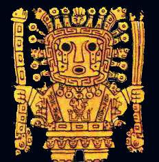 Viracocha: An Andean Creation Myth