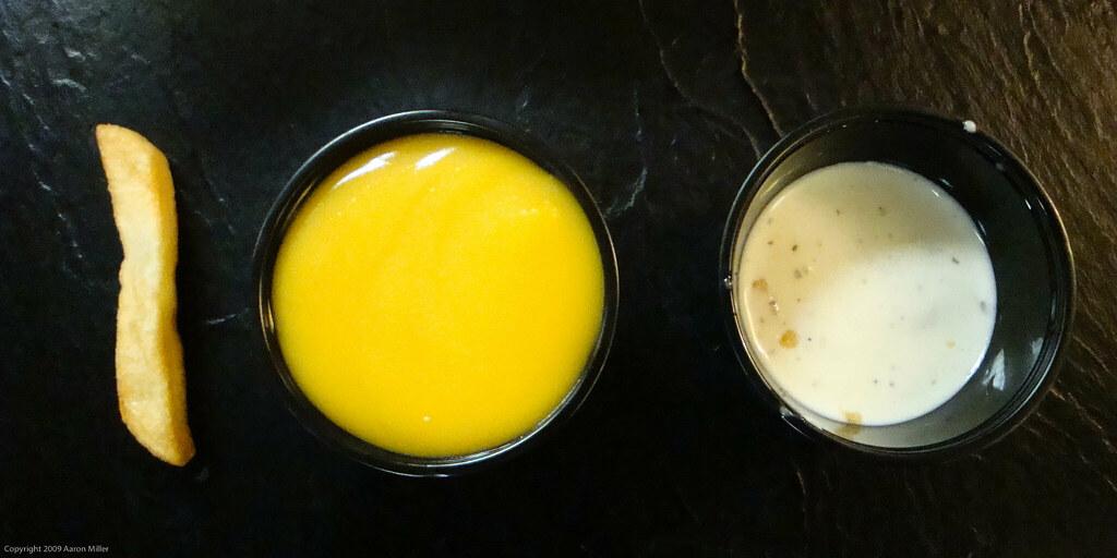 100/365 - Honey Mustard