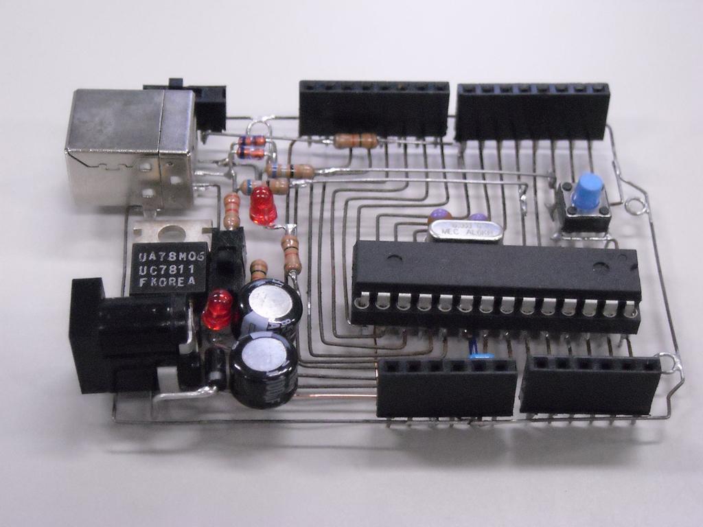 Jeffs Arduino Blog Please Rip Apart My Circuit Design Electrical Engineering 3d Construction