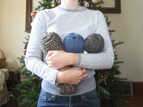 knitting gifts!