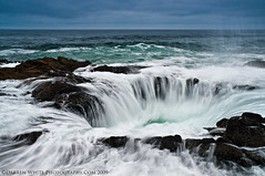 Witches Brew (Darren White Photography) Tags: ocean sea nature water oregon landscape nikon scenic pacificocean pacificnorthwest oregoncoast tides d300 centraloregoncoast darrenwhite traveloregon darrenwhitephotography vosplusbellesphotos pacificnorthwestlandscapes landscapesofthenorthwest