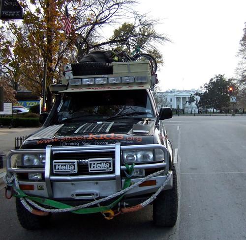 Ratmobile in DC