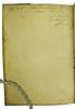 Manuscript ownership inscription in Mirabilia Puteolorum: De mirabilibus Puteolorum et de balneis ibidem existentibus