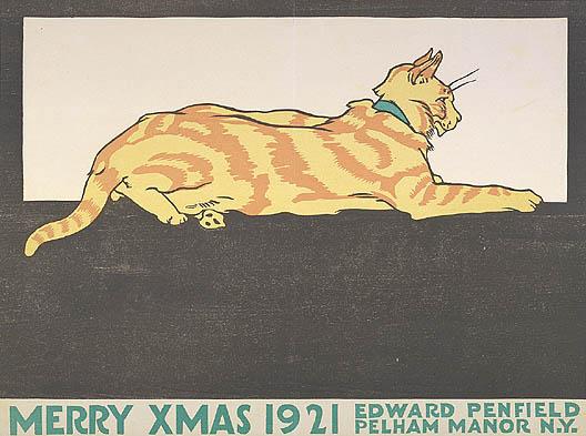 Merry Xmas, 1921