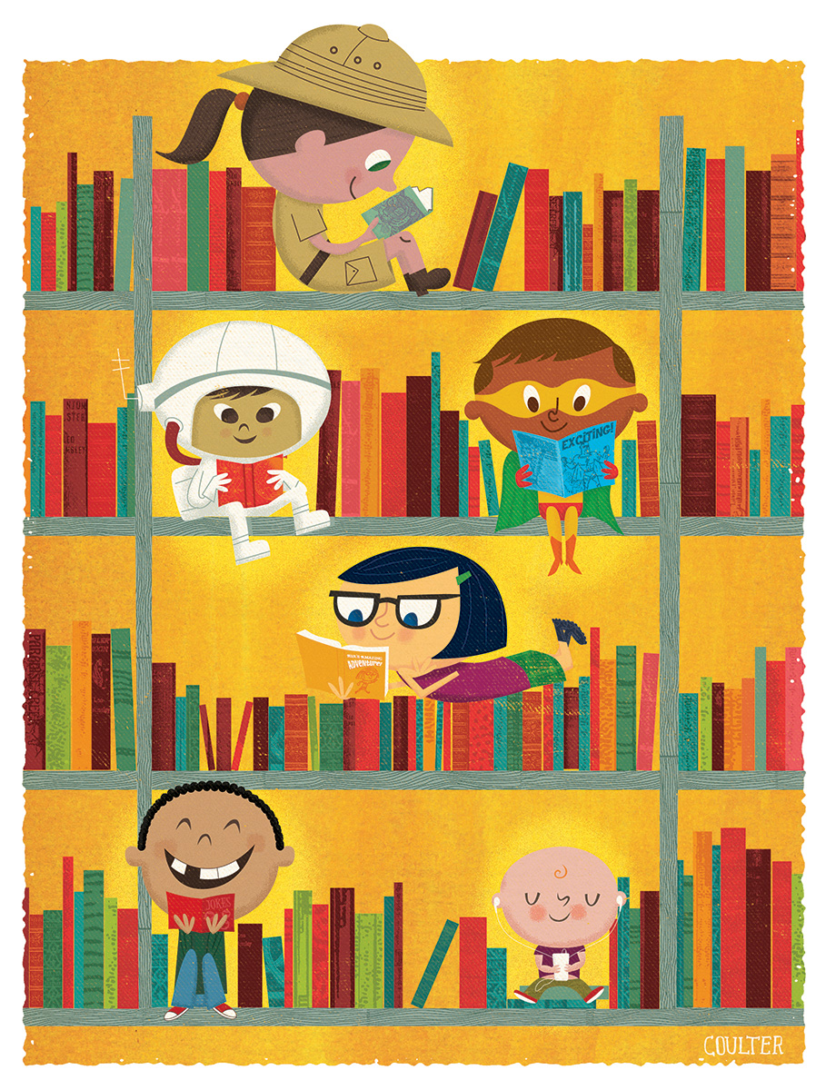 Children's Books for LA TImes