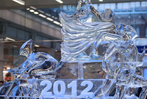 2012 Ice Sculpture