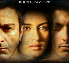 [Poster for Khuda Ke Liye]