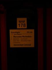 Night Train to Koln 2 (EuCAN Community Interest Company) Tags: poland 2009 eucan milicz baryczvalley