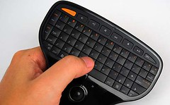 Lenovo Multimedia Remote with keyboard