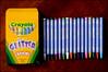 Glitter Crayon: FAIL (JuliaVesper) Tags: glitter crayon crayola fail