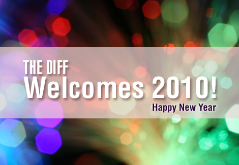 Quicken Loans DIFF blog wishes you a Happy New Year!