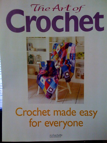 Easy instructions inside, learning you crocheting stitches. Can't wait.