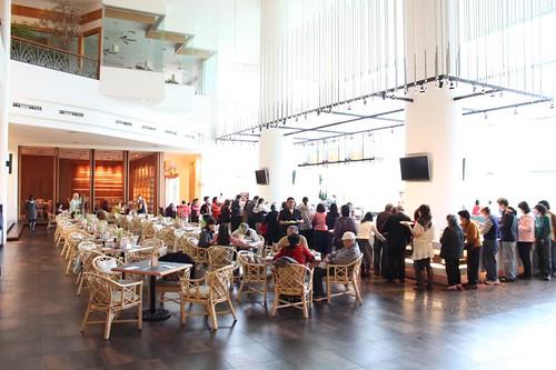 美人魚-潘朵拉Taiwan,Hualien B&B 拍攝的 美侖下午茶。