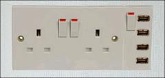 idea want usb socket