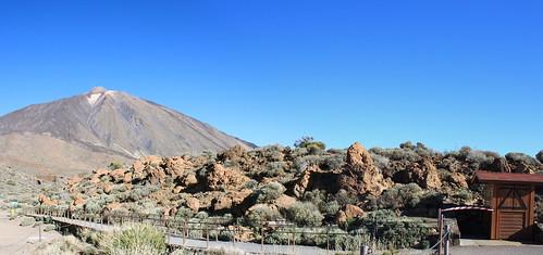 Teide Mountain -  Tenerife, Canary Island, Spain