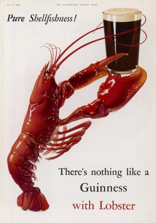 guinness-lobster
