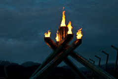 DSC_5061 (the PhotoPhreak) Tags: 2010 paralympic whistler olympic cauldron vancouver fire flame symbol winter
