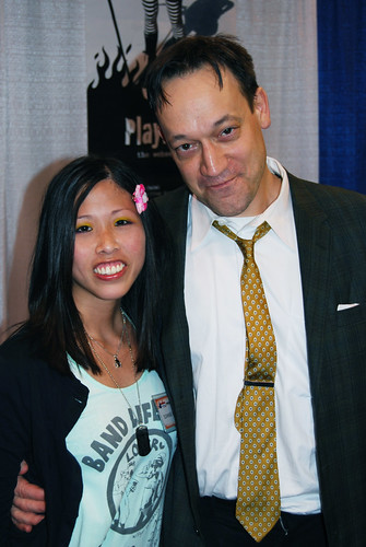 Meeting Ted Raimi!