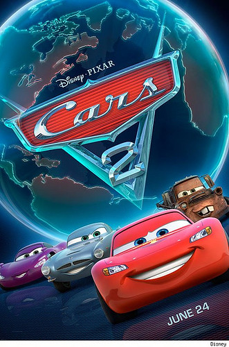 Cars 2 Movie trailer (2011) Disney Pixar Movie