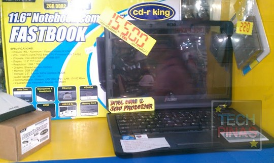 cdrking laptop