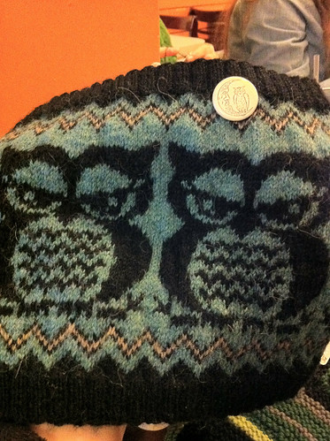 Owl Cowl