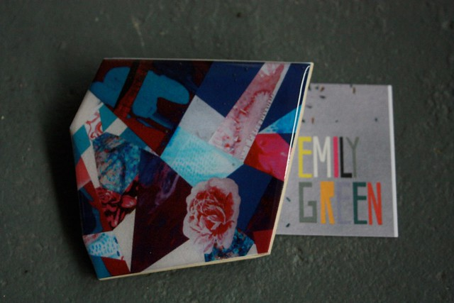 Emily Green Workshop - Student Brooch