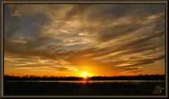 A bit later - Sunset (WanaM3) Tags: wanam3 sony a700 sonya700 texas houston elfrancoleepark park clouds goldenhour golden outdoors vista landscape nature scenery scenic sunset