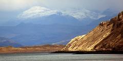 Snow on the Lakeland Fells (billnbenj) Tags: barrow cumbria walneyisland walneychannel snow lakelandfells