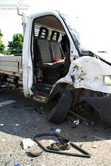Tödlicher Motorradunfall B455 Bierstadt 04.07.09
