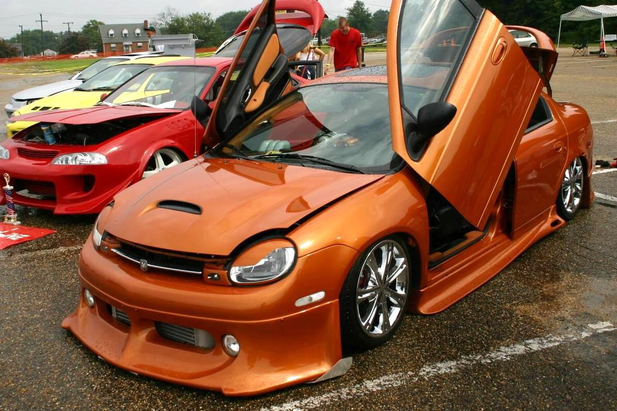 Dodge Neon Custom Cars