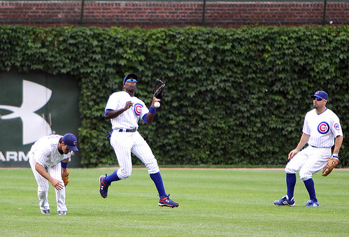 All Kinds of Chicago Cubs Outfield Rumors