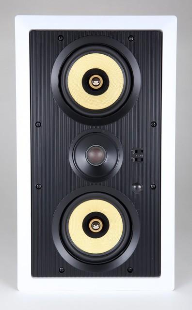 Noble Fidelity L-55 LCRS all channel In Wall Loudspeaker